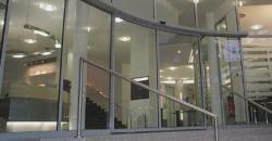 Puertas correderas de cristal