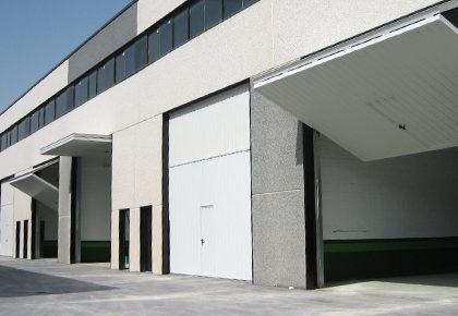 Puertas industriales automáticas