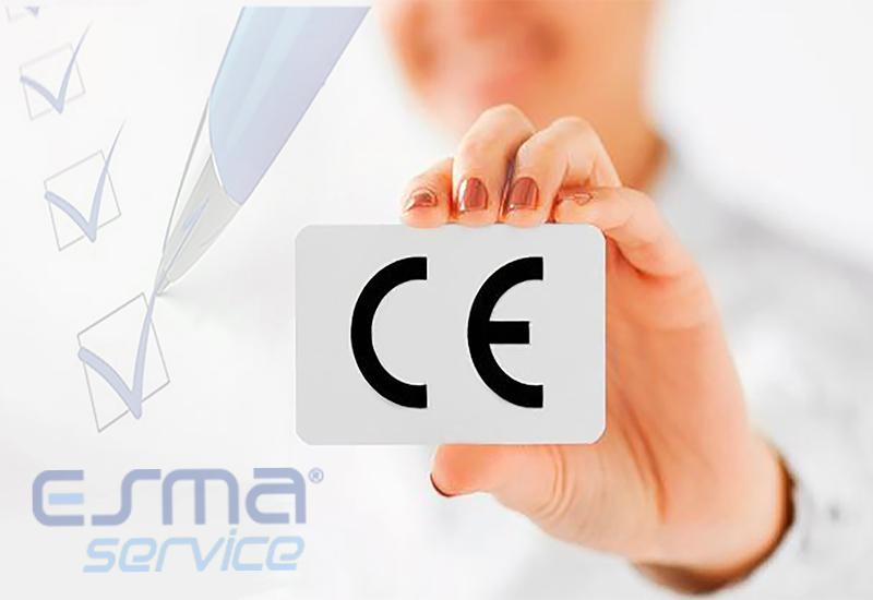 Declaración de conformidad CE