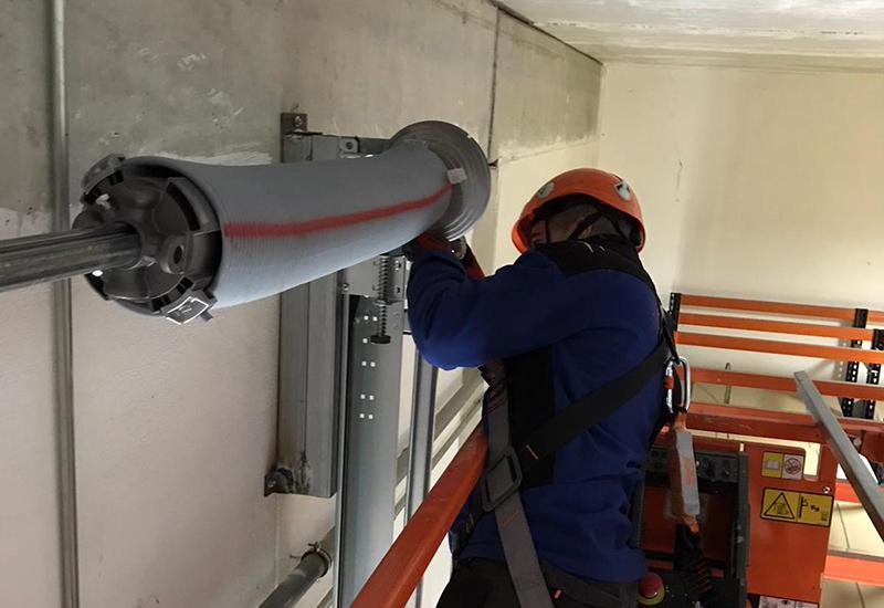 Reparación e intervenciones técnicas